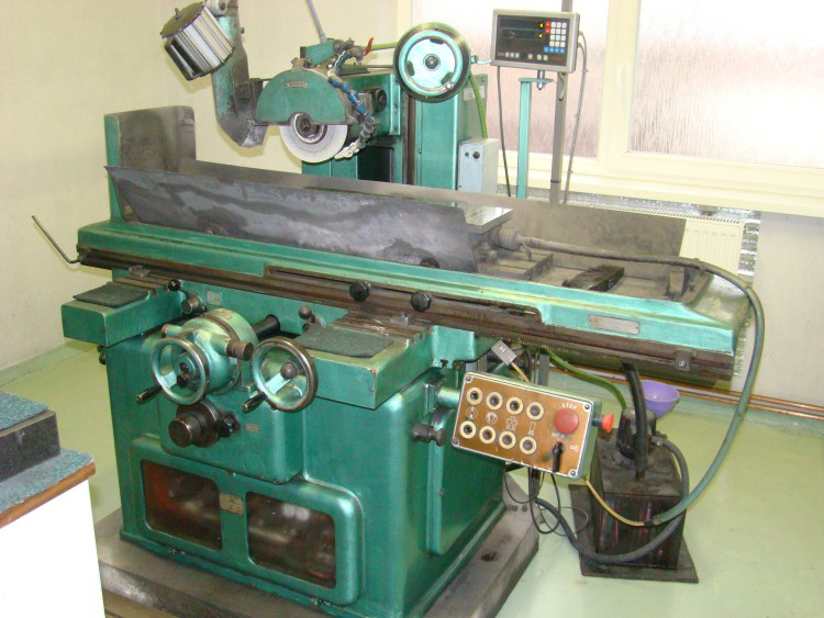 Horizontal surface grinding machine BPH 20 NA with Sony digital gauging